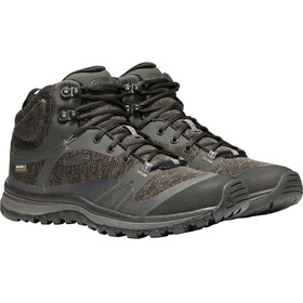 Keen W's Terradora WP Mid Shoes raven/gargoyle